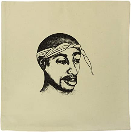 Lepilo Tupac Shakur Pillowcases Custom 20x30 Two Sides Cool Comfortable Pillow Case by