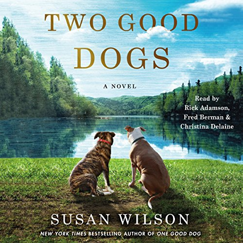 Couverture de Two Good Dogs