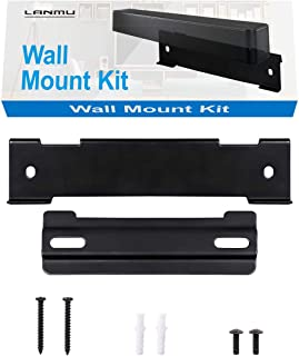 LANMU Wall Mount Kit for Bose WB-120,Wall Bracket Holder Stand Compatible with Bose WB-120 SoundTouch,Solo 5 Soundbar,Cine...