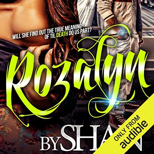 Rozalyn audiobook cover art