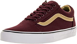 Amazon rosseRacing Gum Vans Era Canvas Scarpe Vans Uomo