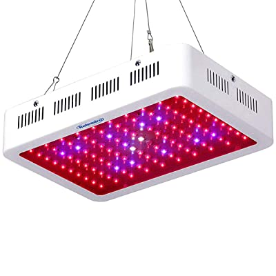 Roleadro LED Grow Light, Galaxyhydro Series 100...