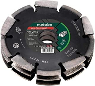 metabo 628299000 Wall Chaser Blade