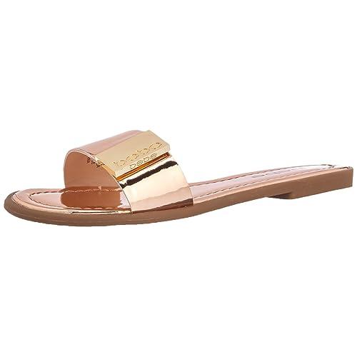 7432d8dee bebe Women s Lania Flat Sandal