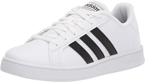 adidas Unisex-Child Grand Court Tennis Shoe