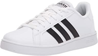 adidas Unisex-Child Grand Court Tennis Shoe