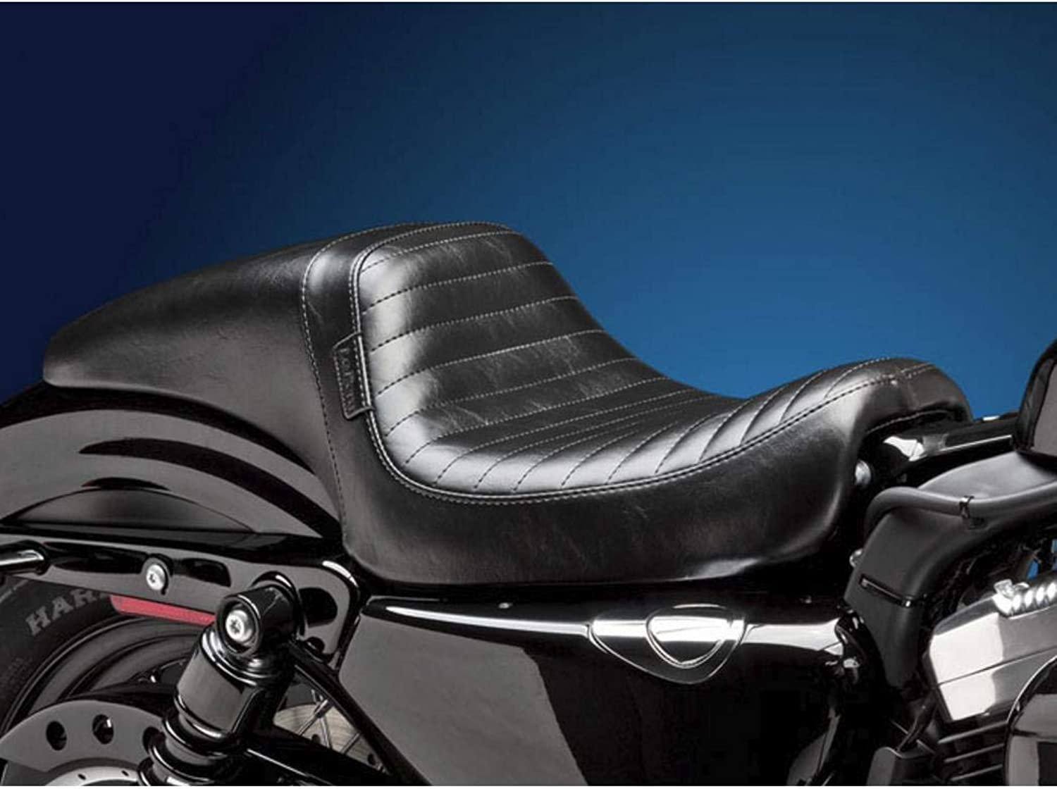 Le Pera Daytona Pleated Stitch Seat LK542PT