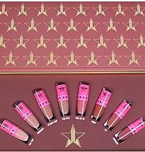 Jeffree Star cosméticos el mini terciopelo líquido Lipstick NUDES volumen uno