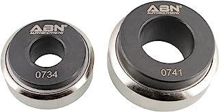ABN Wheel Stud Installer Tool, Wheel Lug Bolt Remover – Broken Stud Extractor, Damaged Bolt Remover, Tire Stud Tool