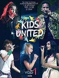 Partitions variété, pop, rock AEDE MUSIC KIDS UNITED - VOL.1 Piano voix guitare
