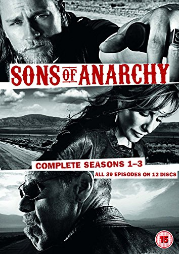 Sons Of Anarchy: Complete Seasons 1-3 [Edizione: Regno Unito] [Edizione: Regno Unito]