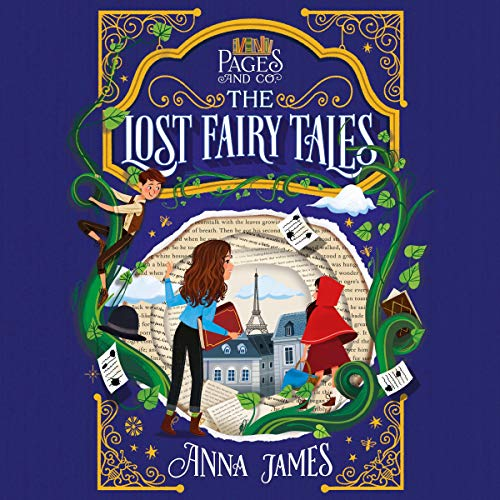 The Lost Fairy Tales audiobook cover art