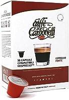 kapsułki kaeffekt kompatybilne Nespresso. 120 kapsułek Caffè Carbonelli mieszanka Silne - Neapolitaniczna kawa espresso