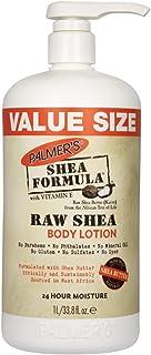 Sponsored Ad - Palmer's Shea Formula Raw Shea Hand and Body Lotion, 33.8 Ounces