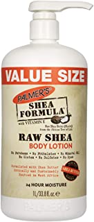 Palmer's Raw Shea Formula Hand & Body Lotion, 33.8 oz.