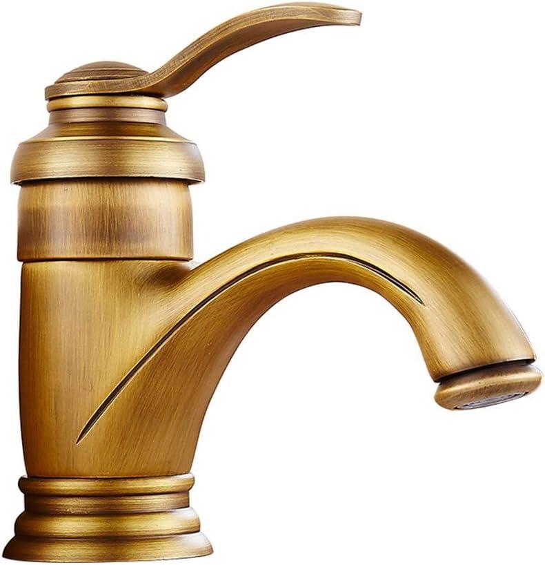 Regular discount HONYGE LXGANG Faucet Bathroom Sink Los Angeles Mall Wa Creative Retro LTF029 Taps