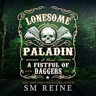 Lonesome Paladin: An Urban Fantasy Novel  cover art