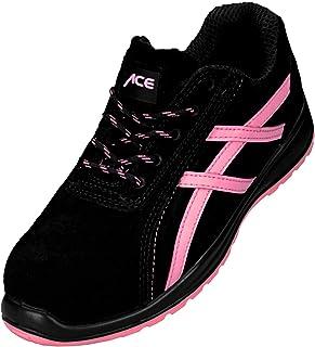 ACE Aurora S1 Zapatillas de Seguridad para Mujeres - Zapatos de Trabajo con Punta de Acero