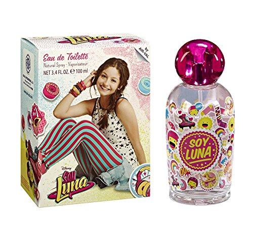 SOY LUNA Soy luna disney soy luna fruchtig-frisches eau de toilette 100ml duftnote: fruchtig blumig süß - geschenk-set für mädchen