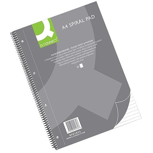 Spiral Bound Notebook: Amazon.co.uk