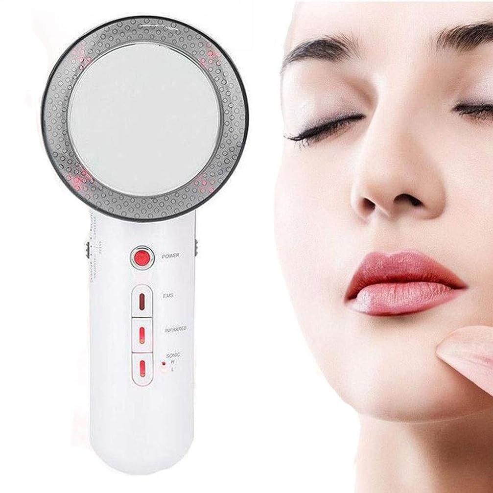 おびえたラップトップ接尾辞脂肪除去機、ボディスリミングマッサージャー、超音波赤外線スリミングマッサージャー減量、振動脂肪除去機用減量肌の引き締め