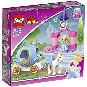 レゴ (LEGO) デュプロ プリンセス シンデレラの馬車 6153