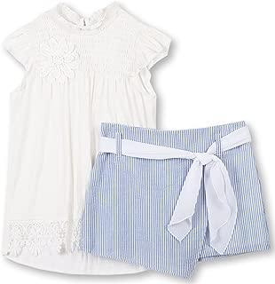 Speechless - Conjunto de Playera y Pantalones Cortos para niña (2 Piezas)