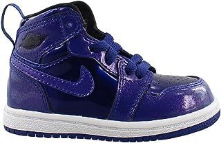 NIKE Preschool Air Jordan Retro 1 High GP Basketball Shoes