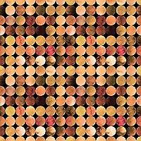 大人のための大きな木製のジグソーパズル1000ピースカラーラウンドダイナミックパズルティーンキッズ
