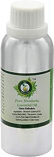 ピュアマンダリンエッセンシャルオイル630ml (21oz)- Citrus Reticulata (100%純粋&天然スチームDistilled) Pure Mandarin Essential Oil