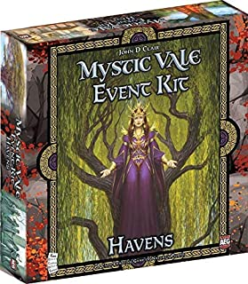 Alderac Entertainment Group (AEG) Mystic Vale: Havens Event Kit Board Game