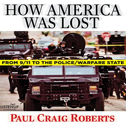 How America Was Lost audiobook cover art