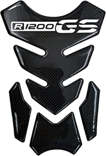 Motorcycle Sticker 8.6 inches Carbon Fiber Fuel Gas Tank Protector Pad for BMW R1200GS r1200gs GS Adventure ADV GS-Adv