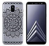 yayago Hülle für Samsung Galaxy A6 [2018] Silikon