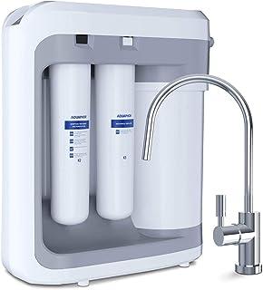 AQUAPHOR Osmoseur Inverse Professionnel Domestique Système De Filtration Anti Calcaire Eau Potable Osmosée RO-203 (450 l/J...