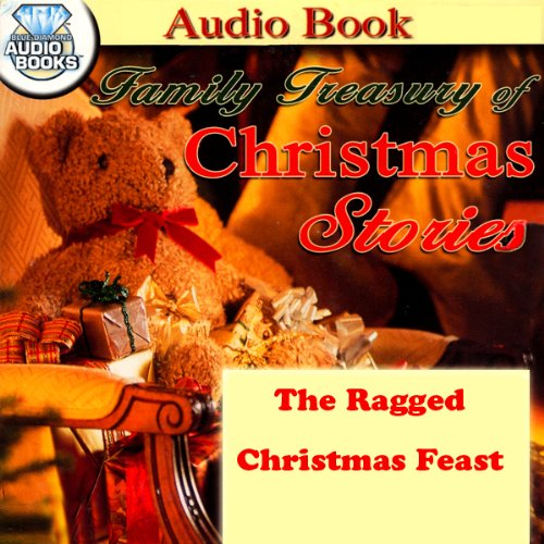 The Ragged Christmas Feast  By  cover art