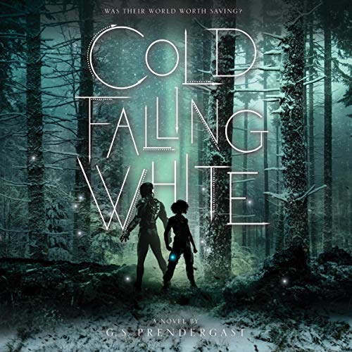 Cold Falling White audiobook cover art