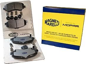 Magneti Marelli by Mopar 1AMV301273 Disc Brake Pad Set