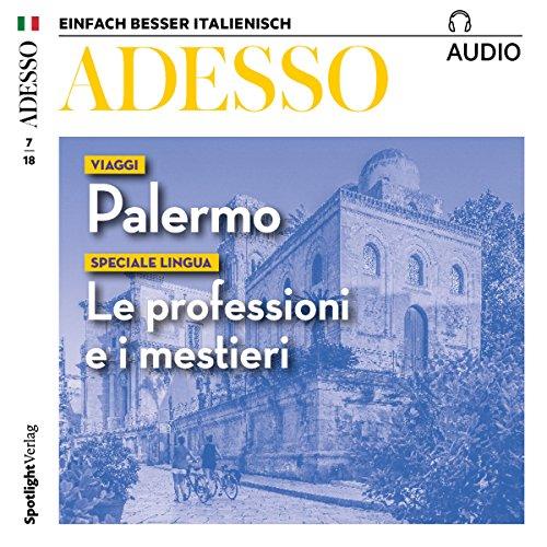 ADESSO Audio - Viaggi: Palermo. 7/2018 cover art