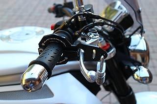 Abus Motorrad und Helm XL, kombiniert, Schwarz, mit Schloss