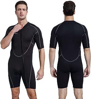 mens shorty wetsuit xl