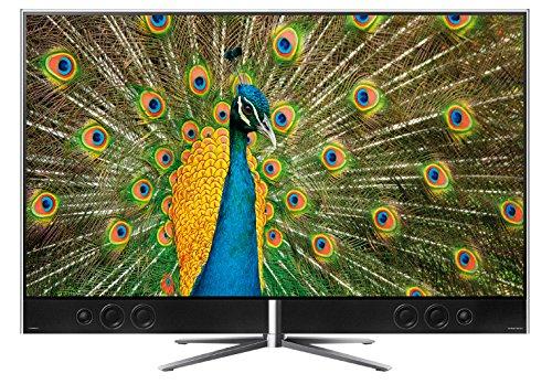 Thomson 55UA9806 55' 4K Ultra HD Compatibilità 3D Smart TV Wi-Fi Nero, Argento, Bianco