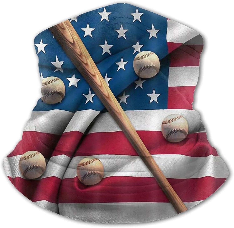 Baseball Bat Selling rankings On Charlotte Mall American National Flag Face Sc Shield Cover Kids