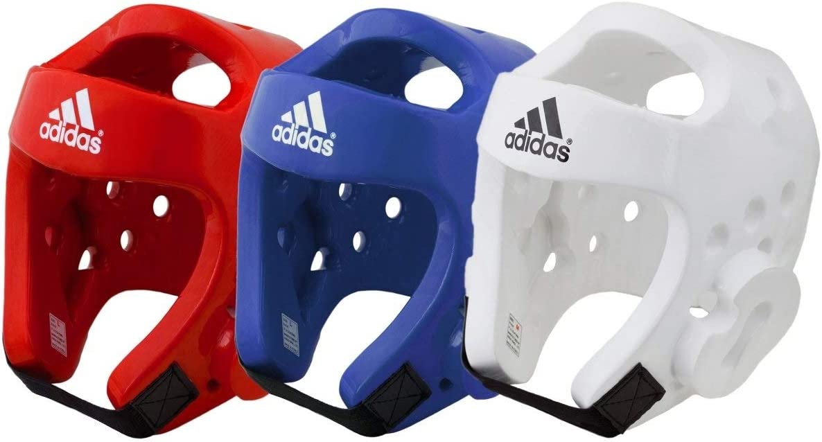 ADIDAS DELUXE Brand SEAL limited product Cheap Sale Venue HEAD GEAR medium - blue