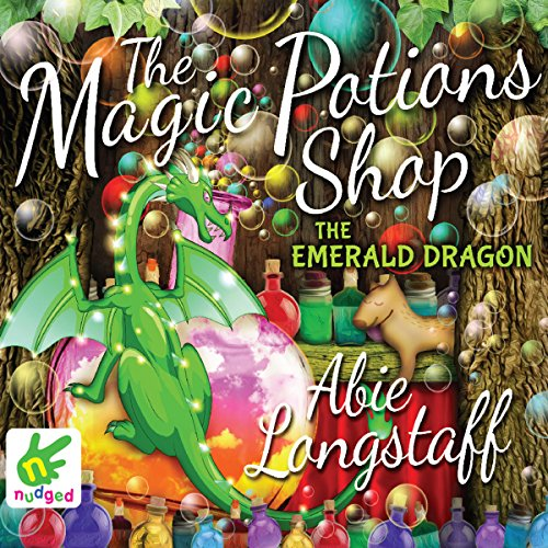 The Emerald Dragon  By  cover art