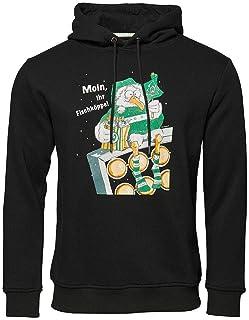 SV Werder Weihnachts-Pullover Christmas Hoodie Winter-Möwe Gr. M - 3XL