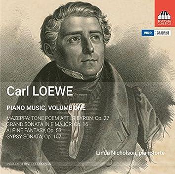 Loewe: Piano Music, Vol. 1