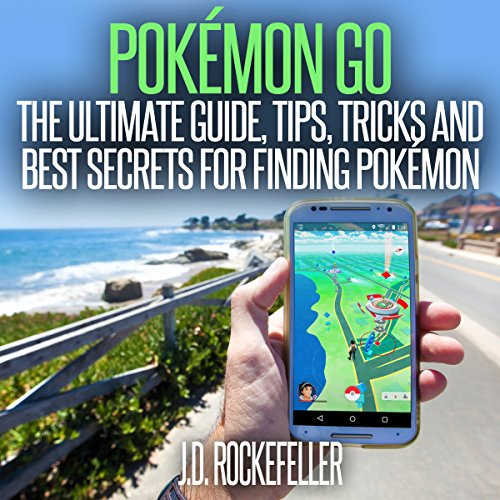 Pokémon Go audiobook cover art