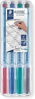Staedtler Lumocolor Correctable Pens (305FWP4)