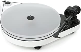 Pro-Ject RPM5 Carbon DC Turntable with Blue Point II Cartridge- White